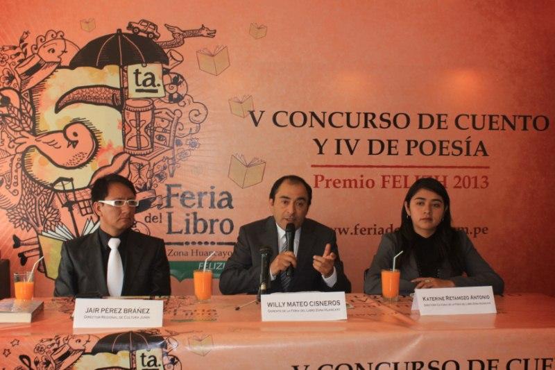 Lanzamiento Premio FELIZH 2013