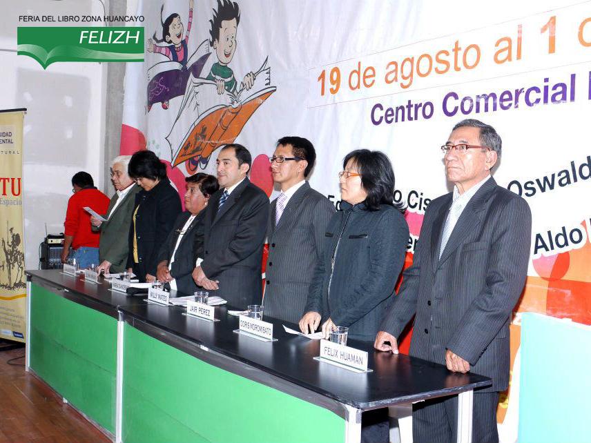 Felizh 2010 inauguración