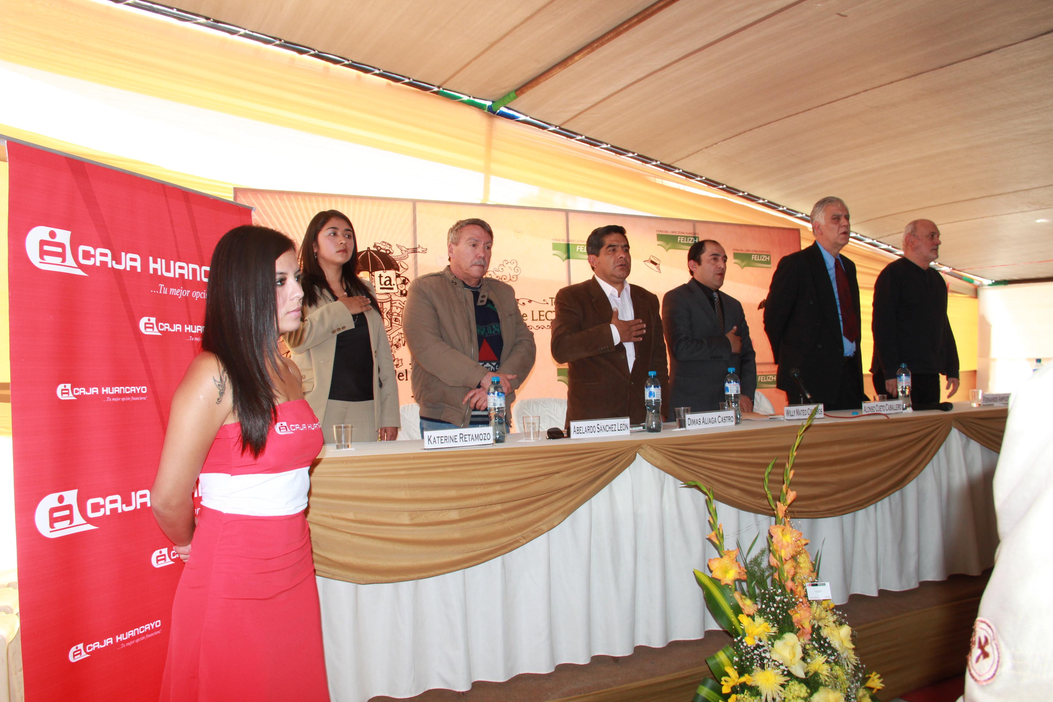 Inauguración FELIZH2013 (2)
