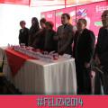Inauguración FELIZH 2014 1
