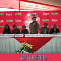 Inauguración FELIZH 2014 2