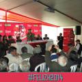 Inauguración FELIZH 2014 4