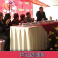 Inauguración FELIZH 2014 6