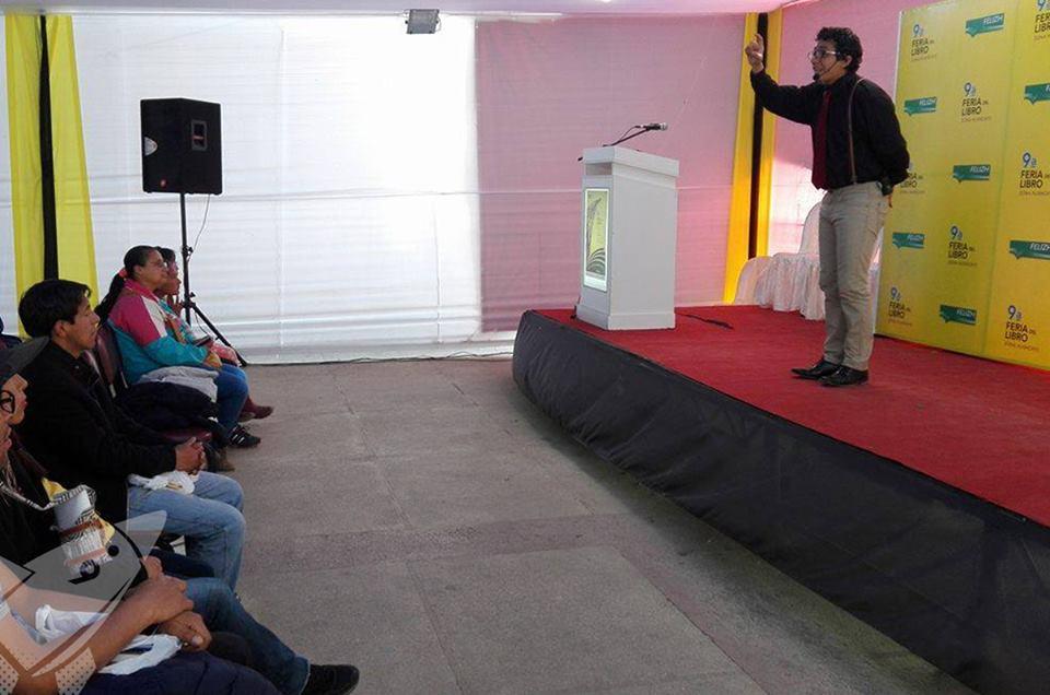 Titiricuentos a cargo de Jorge Miranda