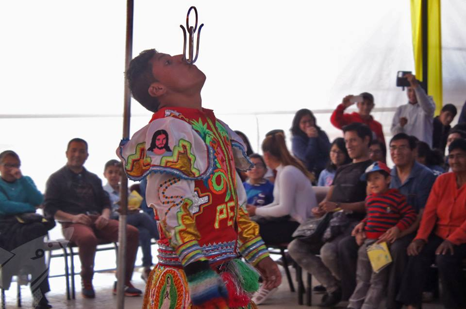 Asociación de Danzantes de Tijeras Illari