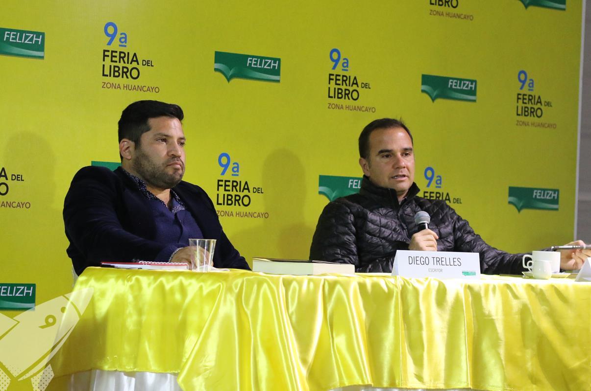 Diego Trelles y Raúl Tola