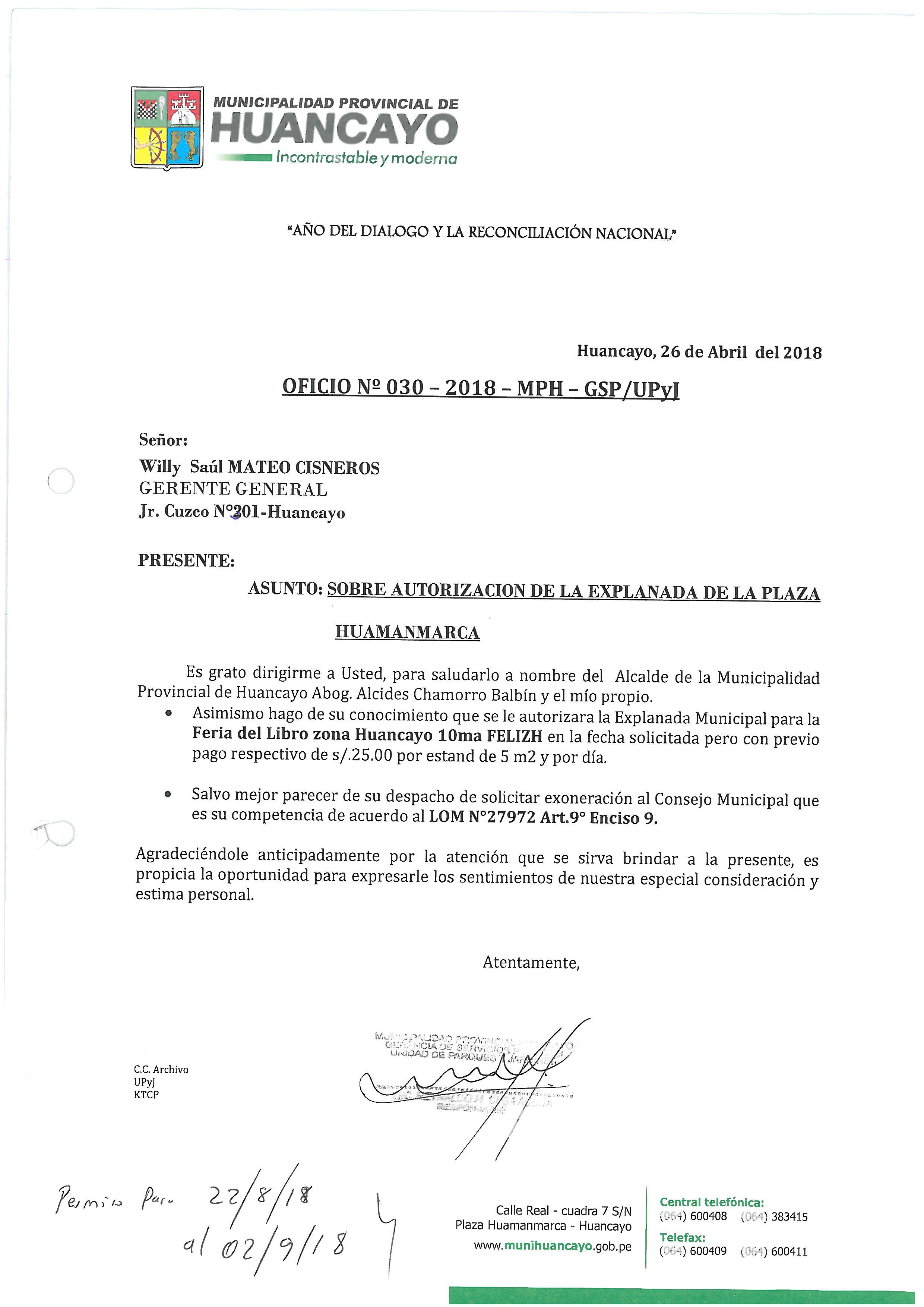 Carta Municipal